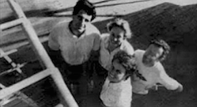 Scripps scientists Paul Parnell, Claridy Lennert, Paul Dayton, Mia Tegner