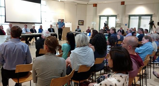 June 14 meeting at Hervey Library