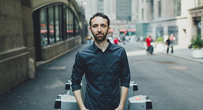 Jazz pianist Danny Green likes to play with string quartets - Image by Sasha Israel
