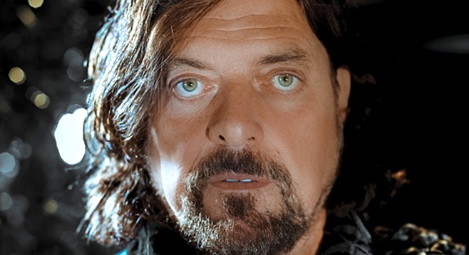 Alan Parsons — the Project is live
