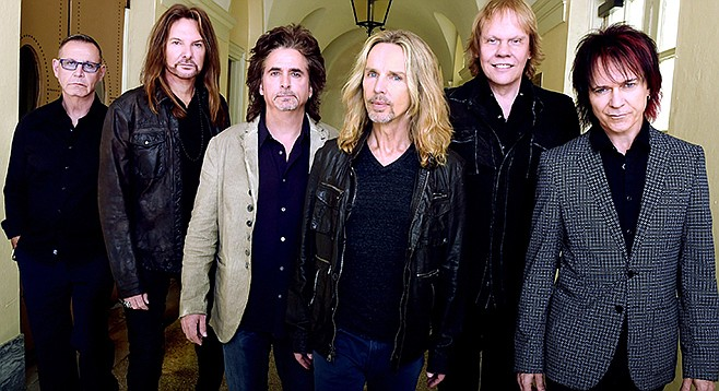 Styx — a musical coat of many colors
