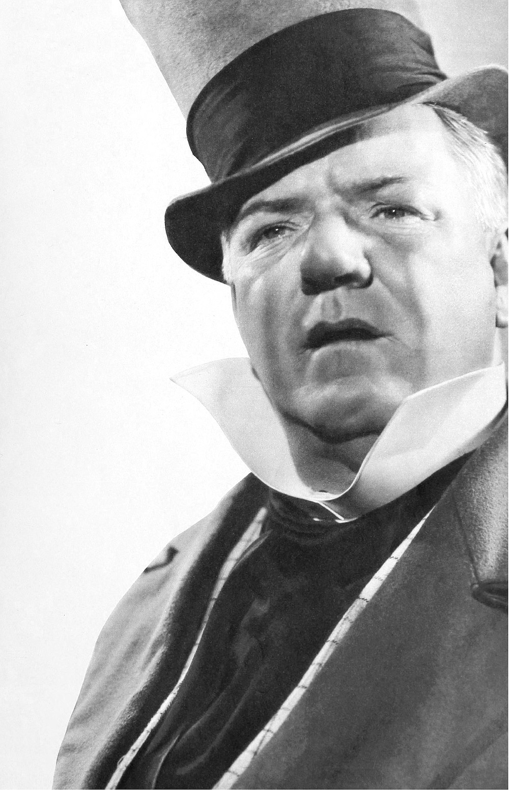 W.C. Fields — go ahead, look him up