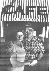 "Jeanette and Dee. He asked $30,000 for the business.  ""I scrimped and saved and got together the down payment, and when the day came for us to take over, I said to Jeanette, 'Well, okay, we got our own little business.'"""