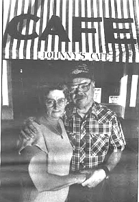 """Jeanette and Dee. He asked $30,000 for the business.  """"I scrimped and saved and got together the down payment, and when the day came for us to take over, I said to Jeanette, 'Well, okay, we got our own little business.'"""""""