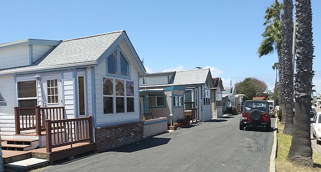 Pacific Trailer Park — the next to go?