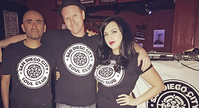 Erny Nuñez, Cory Hunt, and Silka Benic became DJs and concert promoters because no one would else would keep the '60s soul-ska scene rolling.