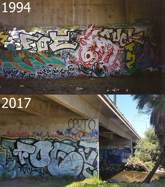 FOE TVC has most documented tags last year. (Flickr: SD Graff)