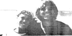Deborah Hager, Ron Novosat on Gypsy Song, San Francisco Bay