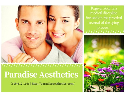 Call now to book your appointment with paradise Aesthetics (619)512-1166
