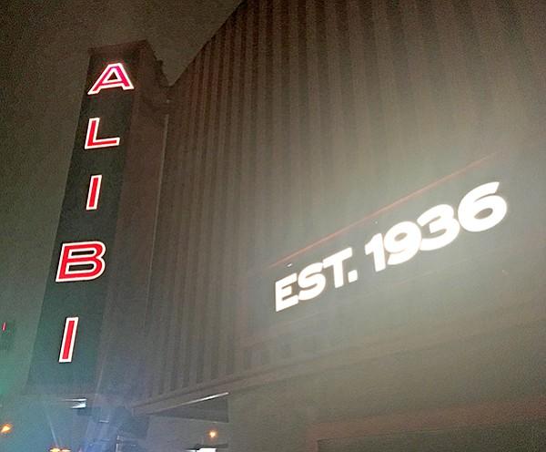 Alibi Est 1936 Whats your story