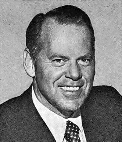 Clair Burgener, former congressman, surrendered to Edison