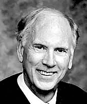 M. James Lorenz, now a senior federal judge in San Diego but during the takeover was a private attorney doing work for Edison — and serving as a major member of San Diegans for the Merger.