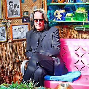 Todd Rundgren at the Belly Up on November 14.