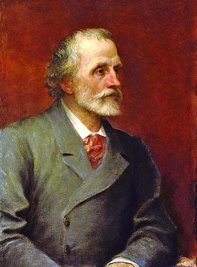 George Meredith jackson avery