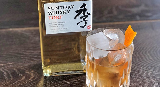 """""""The drink is old meets new,"""" Asseri says."""