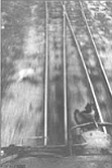 The crew was arrested in early 1983 when the train hit a car that was sitting on the tracks. The Mexican police hauled the crewmen to jail, and the train was left untended.
