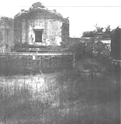 Mission ruins, 1905