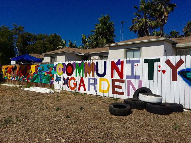 Ocean View Growing Grounds a compost hub serving downtown and adjacent neighborhoods