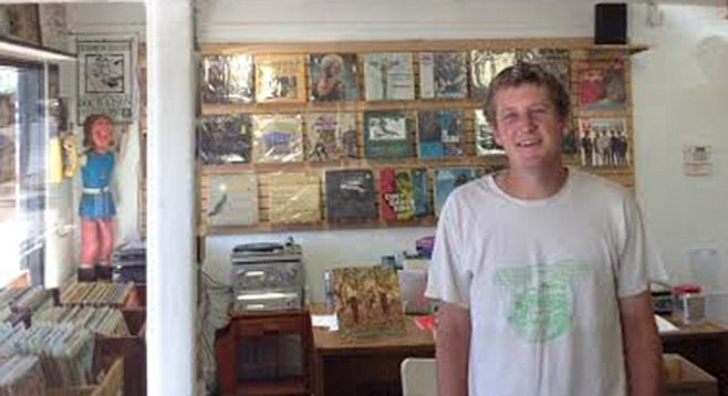 Former radio records-keeper Boyle bought the Folk Arts stock