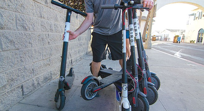 You won't get rich charging Bird scooters either | San Diego