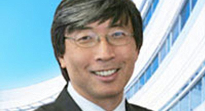 Patrick Soon-Shiong hired ex-Time Magazine honcho Norm Pearlstine.