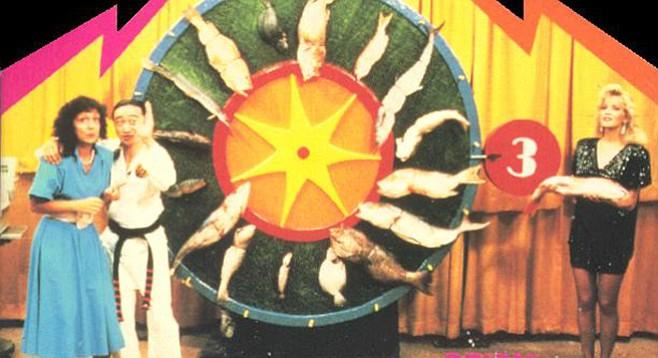 Wheel of Fish