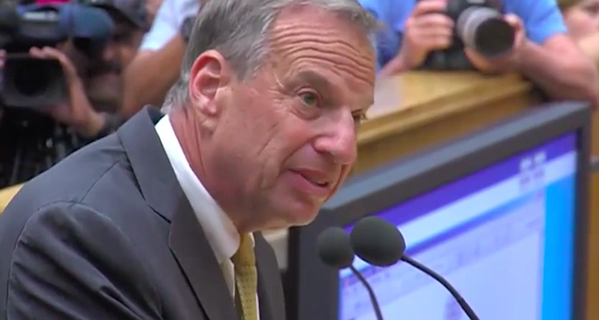 Cox was the second biggest funder of the effort to recall Filner.