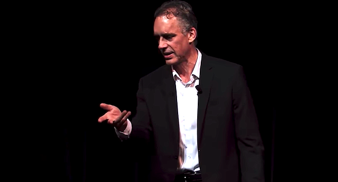 Jordan Peterson: The artist ventures into the unknown and brings order out of chaos which gives us a glimpse of our transcendent nature.