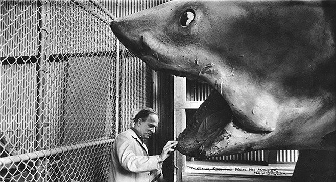 Ingmar Bergman ponders a possible sequel: Jaws of a Summer Night
