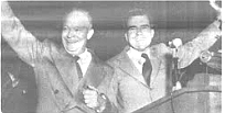 Eisenhower, Nixon