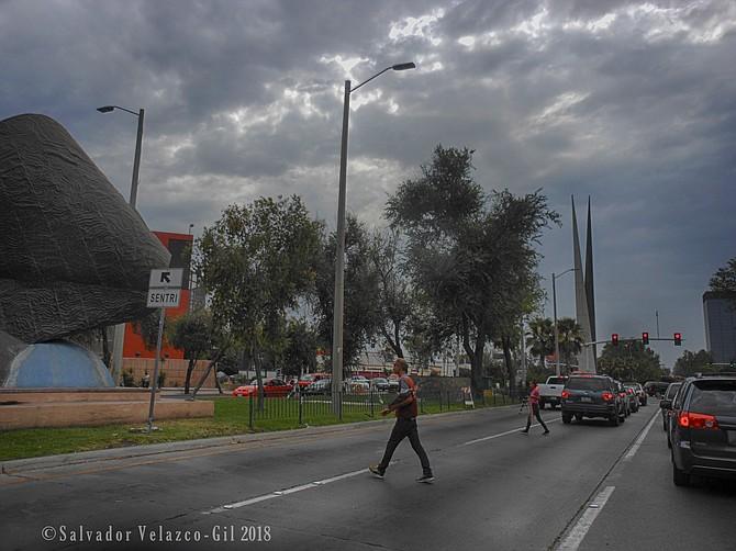 Neighborhood Photos Tijuana,Baja California Paseo de los Heroes