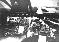 Most of his experience dealing with dangerous situations has come from  the PSA's DC-9 simulator at the training center in Scripps Ranch.