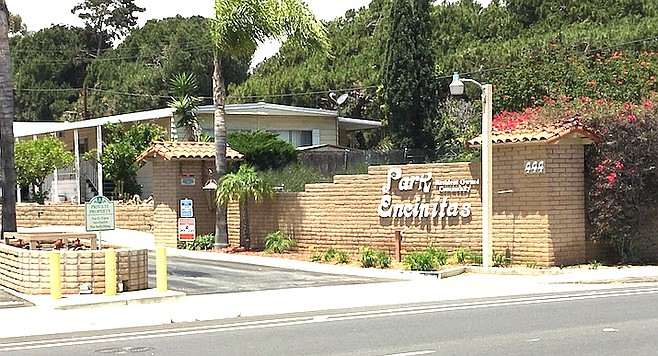 Park Encinitas mobile homes