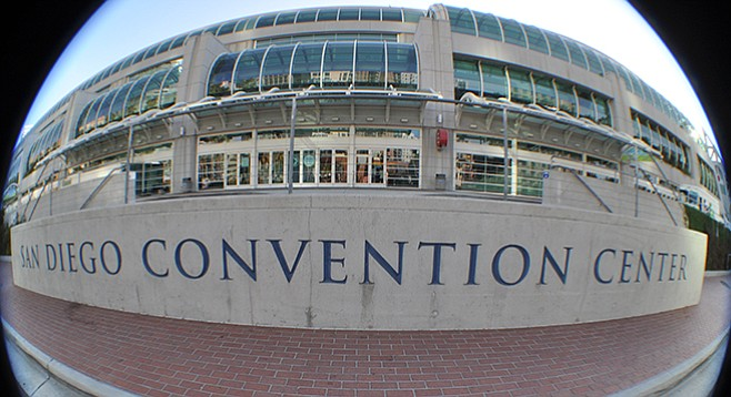 Centers are slashing prices by 50 percent, and some are paying groups to hold a convention there.