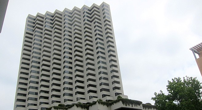 Meridian Tower — violent death, scandals, and criminal players