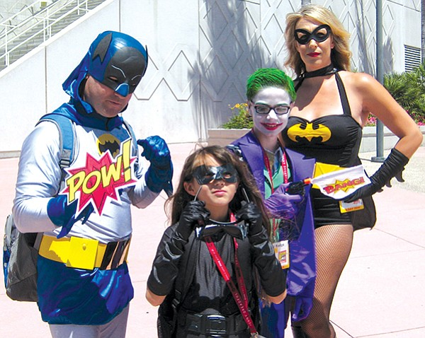 Cosplay at 2014 Comic-Con