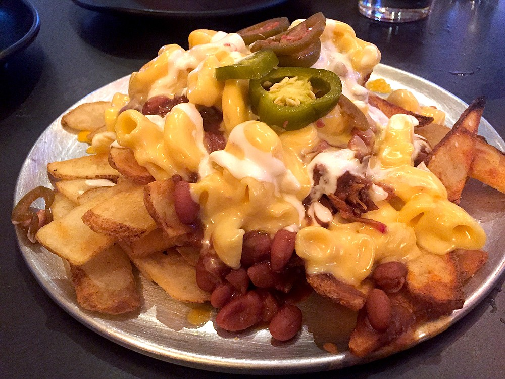 As my friend Kimberly put it, these Dirty Fries were scandalous.