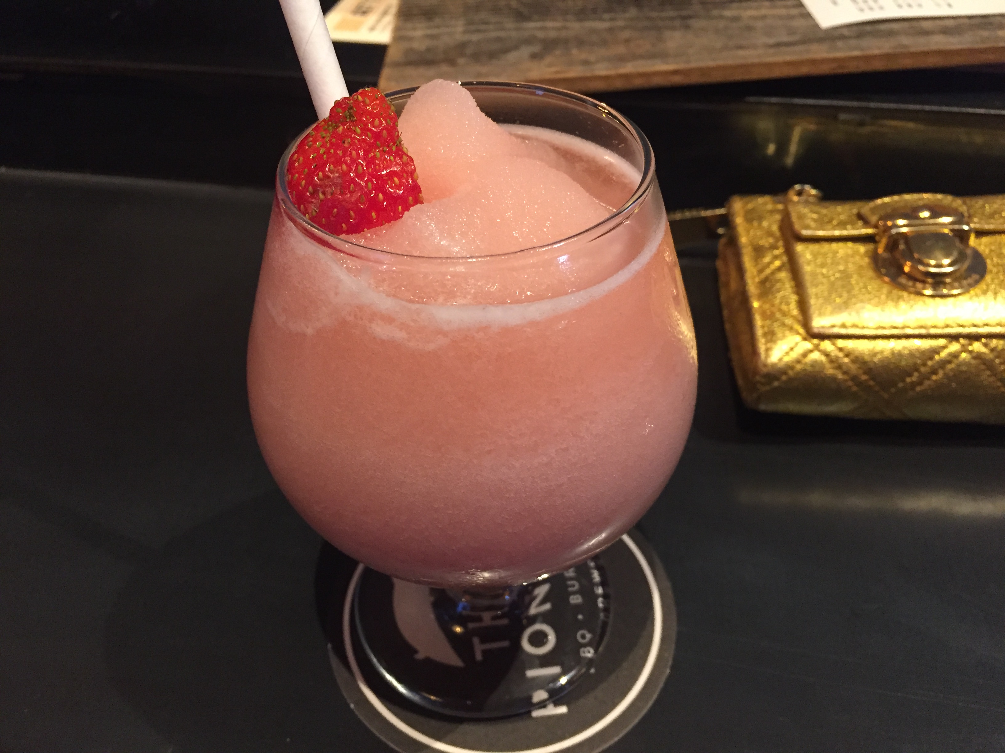 Frontier Frozé, a refreshing and intoxicating grownup Slurpee
