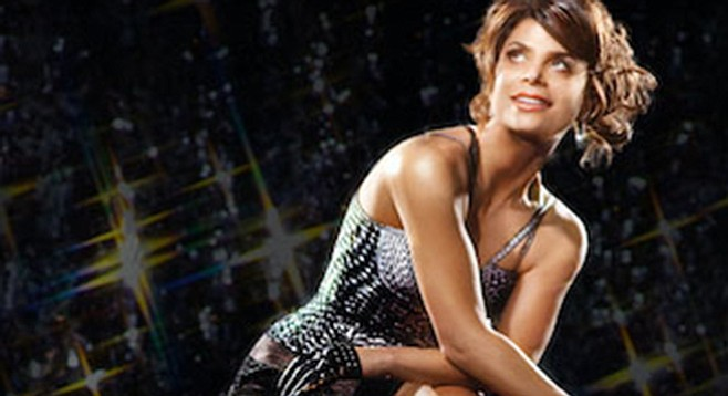 Two steps forward, two steps back... two shows by Paula Abdul 'cause opposites attract
