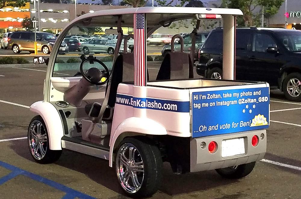 Kalasho vehicle