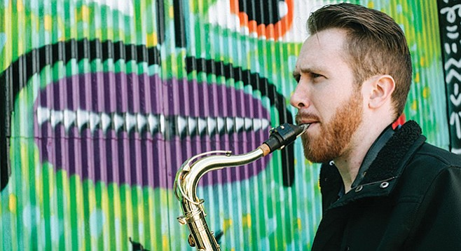 "Ian Buss: ""You have to consider how what you play sounds to people who aren't jazz musicians."""
