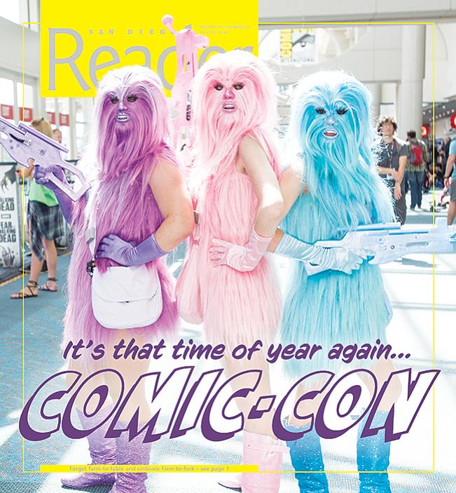 Comic-Con | San Diego Reader