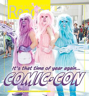 Comic-Con   San Diego Reader