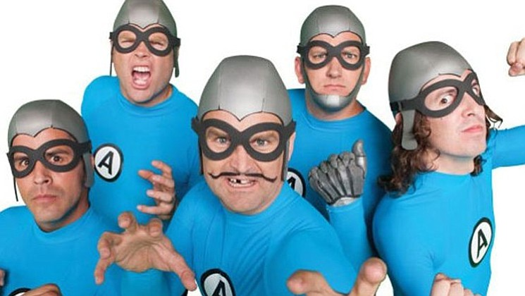 Aquabats at House of Blues on Saturday, July 21
