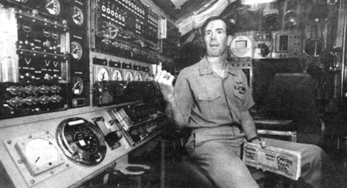 Dennis Fargo, attack center