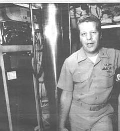 Commander John Haigis