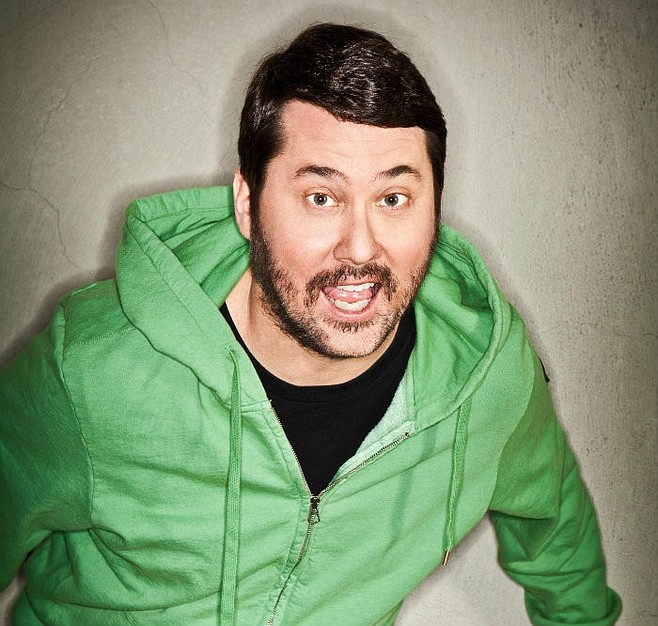 Doug Benson Loves Movies at American Comedy Company on Wednesday, July 18, and Saturday, July 21