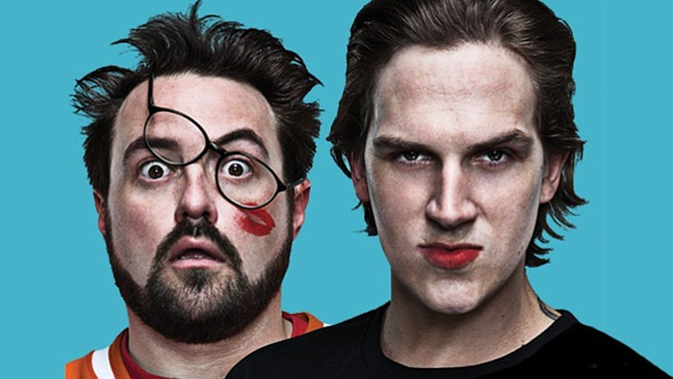Jay & Silent Bob Get Old at American Comedy Company on Thursday, July 19