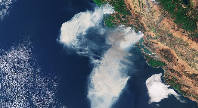 2017 Northern California fires