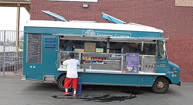 Dreams Cuisine food truck
